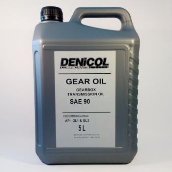 Denicol Gear Oil GL1/3 5L