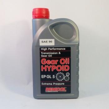 Denicol Hypoid Gear Oil EP GL5 1L