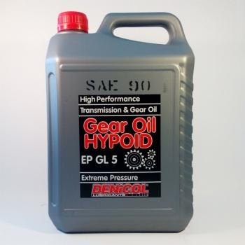Denicol Hypoid Gear Oil EP GL5 5L