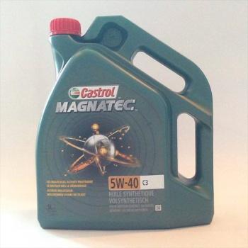 Castrol Magnatec 5W40 C3 5L