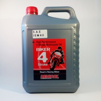 Denicol Biker 4T 5L