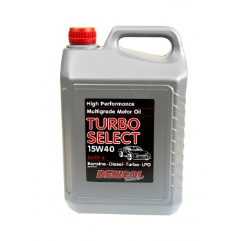 Denicol Turbo Select 15W40 5L