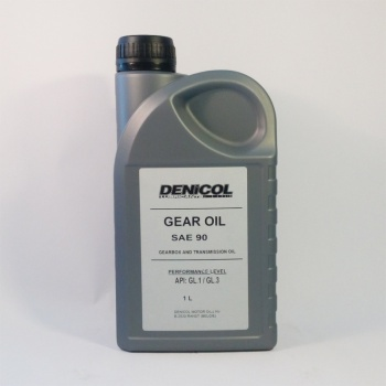 Denicol Gear Oil GL1/3 1L