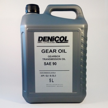 Denicol Gear Oil GL1/3 5L