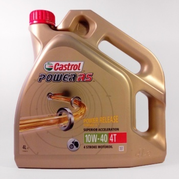 Castrol Power RS 10W40 4L