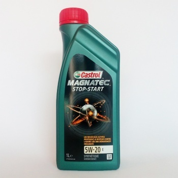 Castrol Magnatec Start/Stop 5W20 E 1L