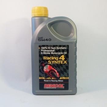 Denicol Racing 4 Syntex 1L 5W40/5w50/10w40/15w50