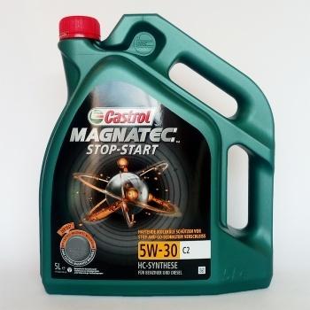 Castrol Magnatec Start/Stop 5W30 C2 5L
