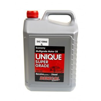 Denicol Unique Supergrade 20w50 30L