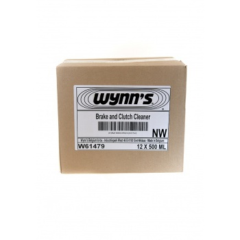 Wynn's Brake Cleaner 12x500ml