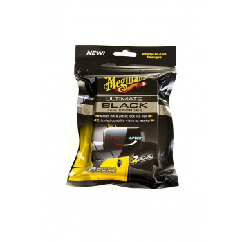 Meguiars Ultimate Black Trim Sponges 2stks