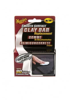Meguiars Smooth Surface Clay Bar Replacement 80gr