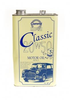 Comma Classic Motor Oil 20w50