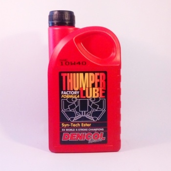 Denicol Thumperlube 10W40 / 15W50 1L