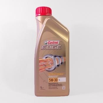 Castrol Edge 5W30 LL (LongLife) Titanium FST 1L
