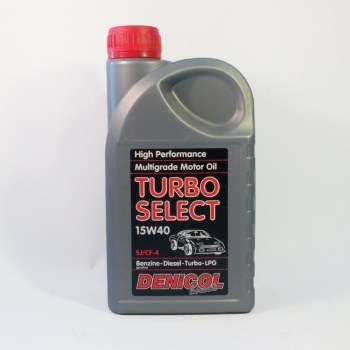 Denicol Turbo Select 15W40 1L